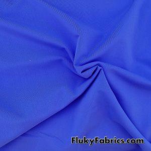 Sedona Blue Solid Nylon Spandex