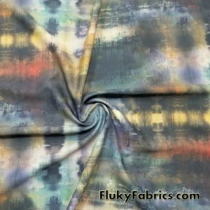 Abstract Design Nylon Spandex