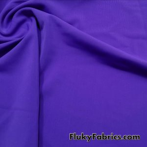 Purple Color Solid Nylon Spandex