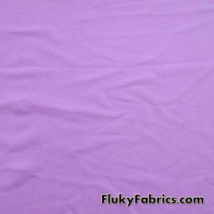 Lilac Color Solid Nylon Spandex