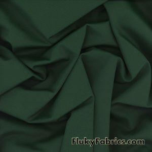 Pine Color Solid Nylon Spandex