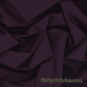 Vigneto Color Solid Nylon Spandex Fabric
