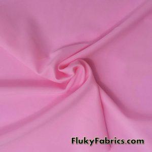 Pink Nylon Spandex Swimsuit Fabric