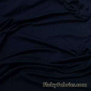 Dark Navy Swimsuit Lining Fabric