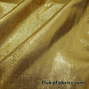 Japanese Metallic Lame Fabric 40″ Wide 8 Colors Available