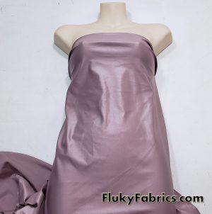 Lavender Gloss Liquid/Latex/Sheen Style Spandex Fabric  Fabric