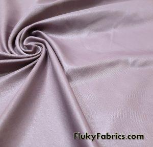 Mauve Gloss Liquid/Latex/Sheen Style Spandex Fabric
