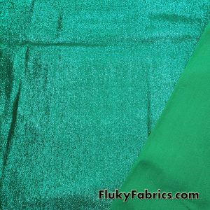 Japanese Metallic Stretch Lame Fabric 40″ Wide 3 Colors Available