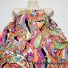 Colorful Abstract 1/2 Yard Cuts Nylon Spandex Fabric  Fabric